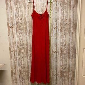 Ann Taylor Spaghetti Strap Dress